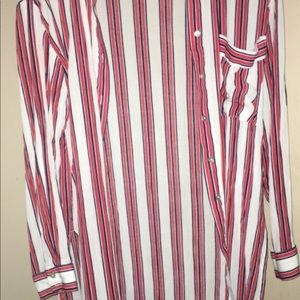 Striped Silt Tunic
